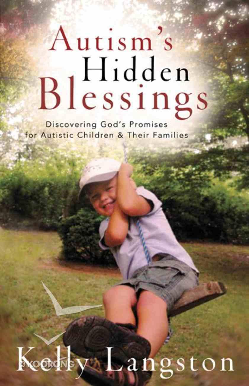 Autism's Hidden Blessings eBook