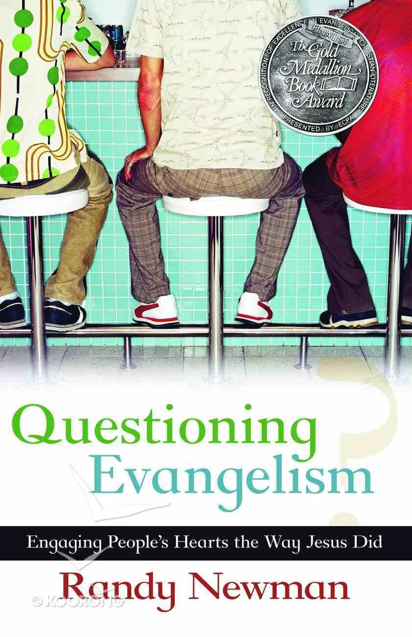 Questioning Evangelism eBook
