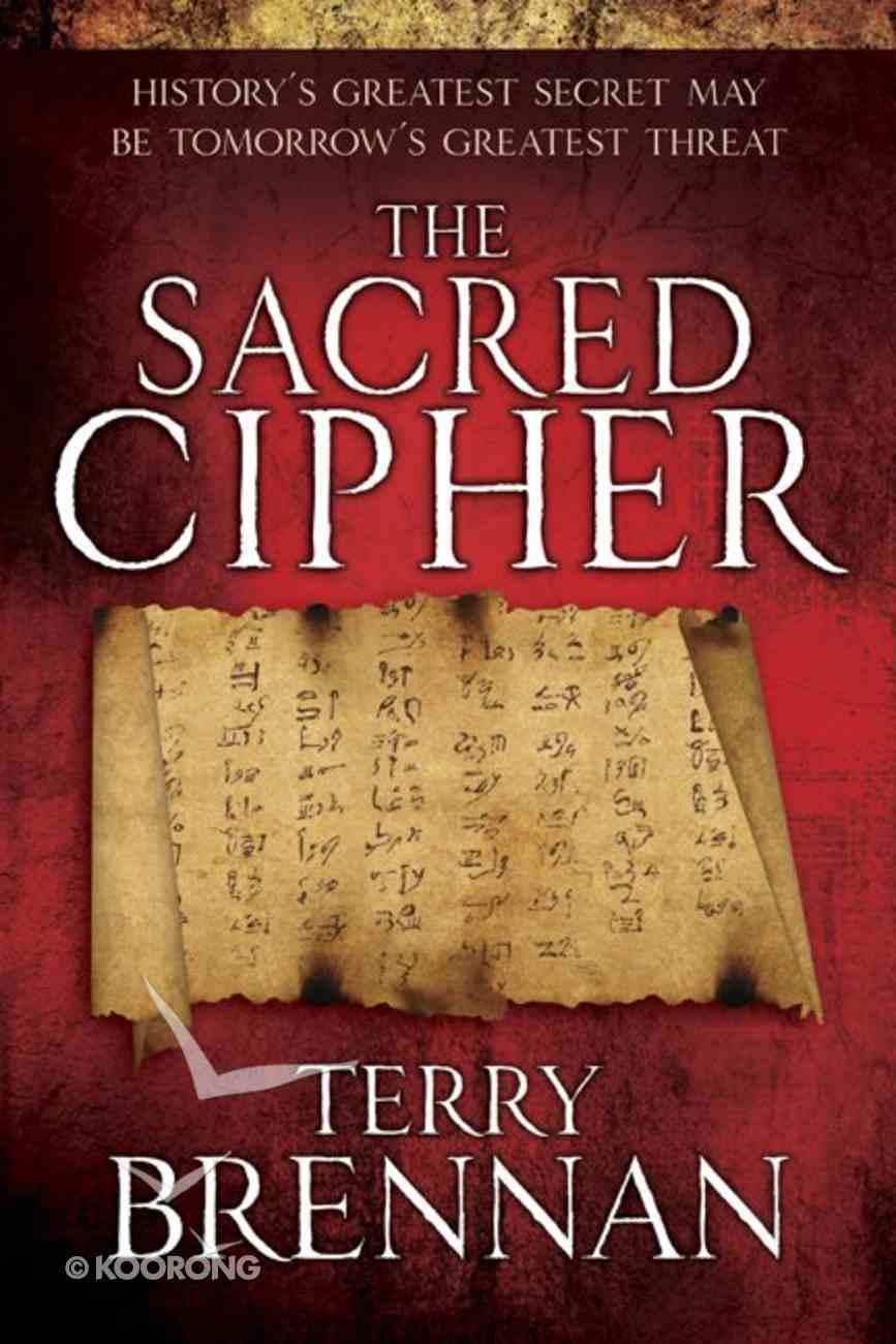 The Sacred Cipher (The Jerusalem Prophecies Series) eBook