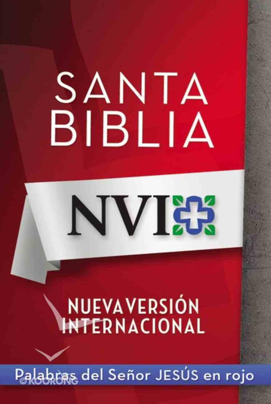Nvi Santa Biblia Ultrafina Spanish Nvi Ultrathin Black (Spa) (Spanish) eBook