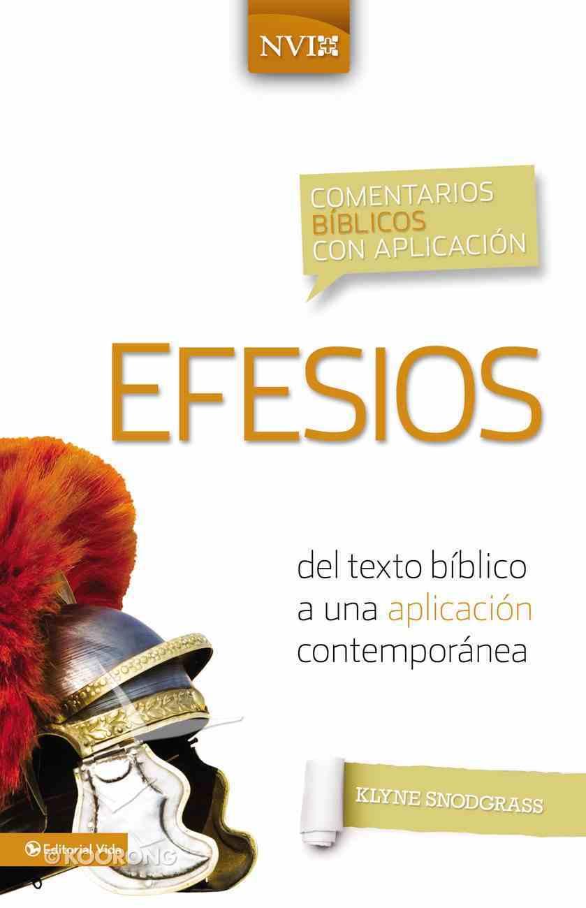 Efesios (Spa) eBook