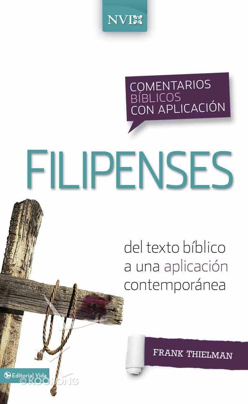 Philippians) (Spanish) (Spa) (Niv Application Commentary Series) eBook