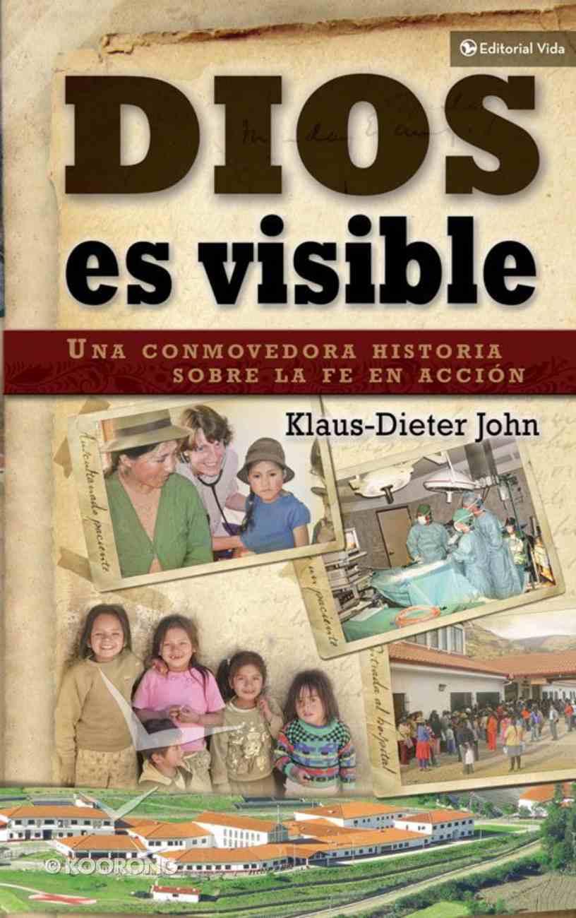 Dios Es Visible (Spa) (God Is Visable) eBook