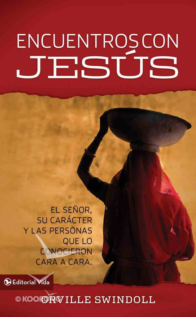 Encuentros Con Jesus (Spa) (Encounters With Jesus) eBook