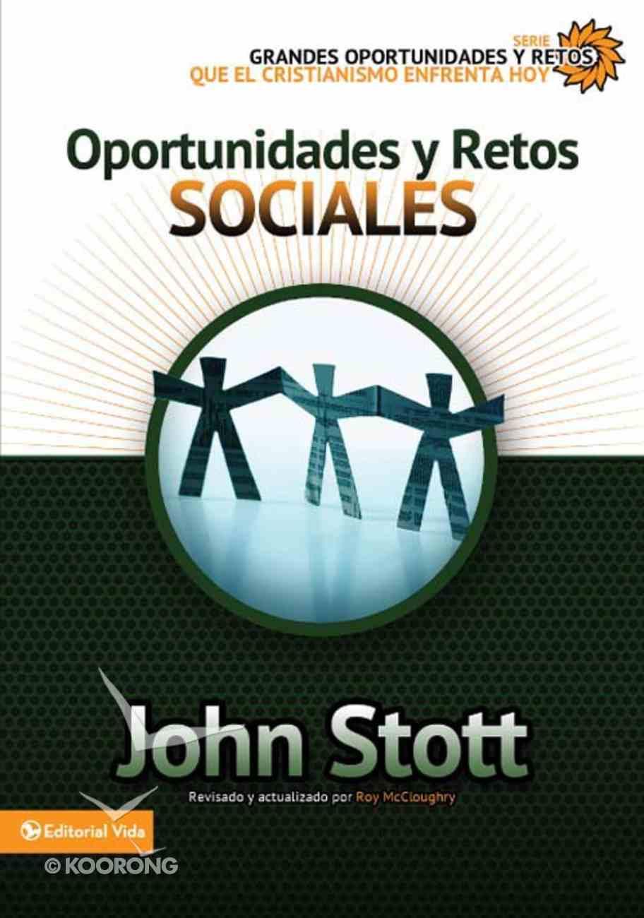 Oportunidades Y Retos Sociales (Spa) (Spanish) eBook