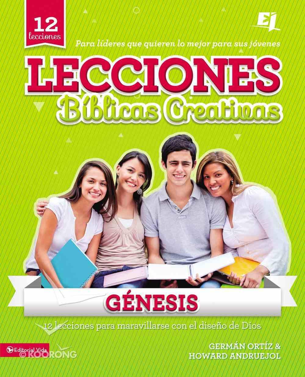 Lecciones Bblicas Creativas: Gnesis eBook