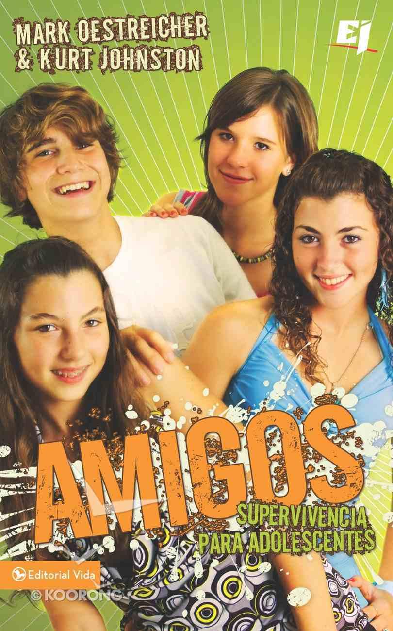 Amigos (Middle School Survival Series) eBook