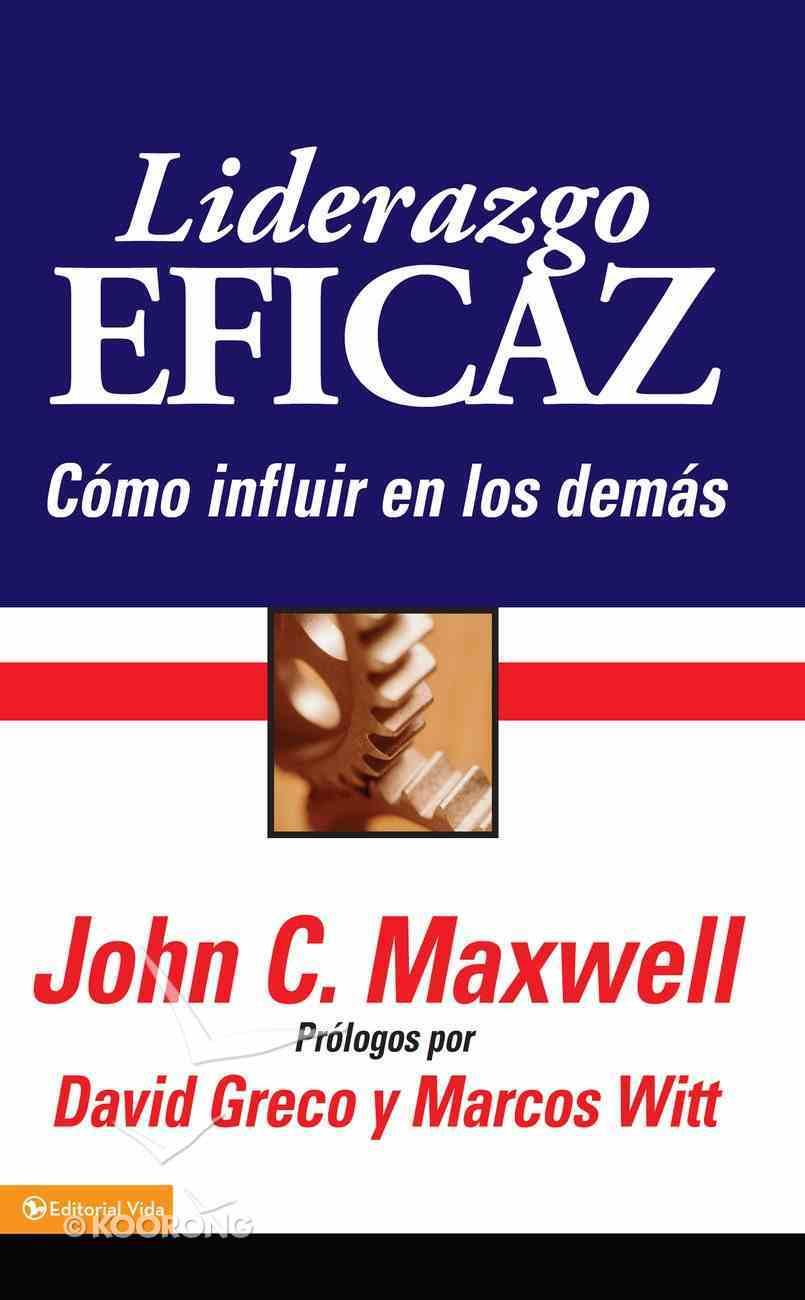 Liderazgo Eficaz eBook