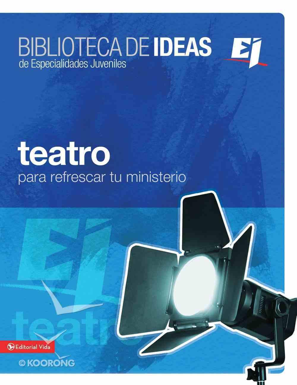 Biblioteca De Ideas (Spa) (Library Of Ideas) eBook