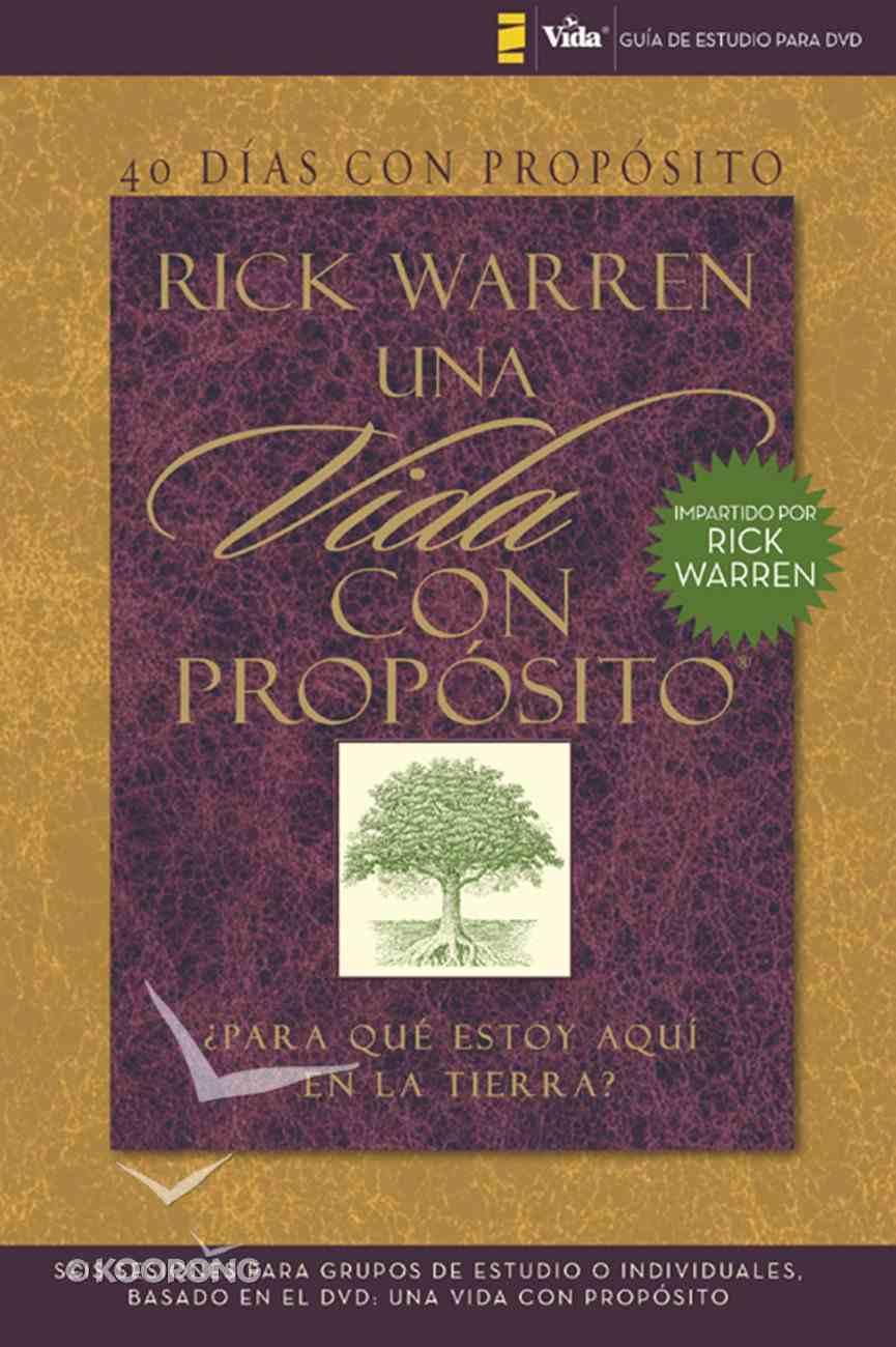 40 Das Con Propsito- Gua De Estudio Del DVD eBook