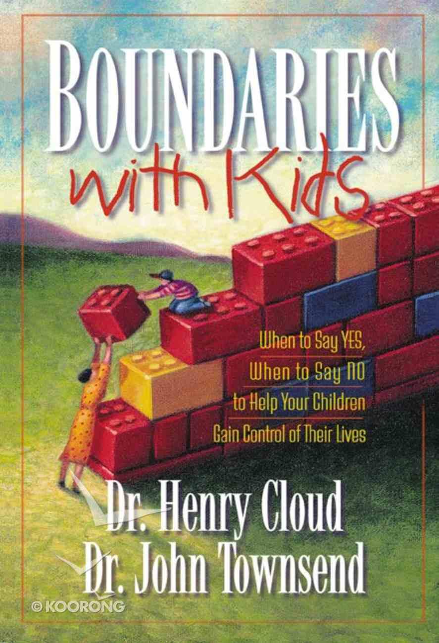 Limites Para Nuestros Hijos (Spanish) (Spa) (Boundaries With Kids: Leader's Guide) eBook
