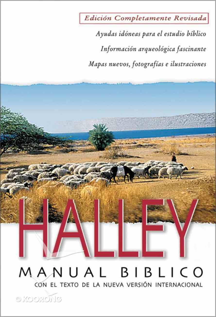 Halley Manual Biblico Con La Nueva Version Internacional (Spanish) (Spa) (Halley's Bible Handbook With The Nvi) eBook