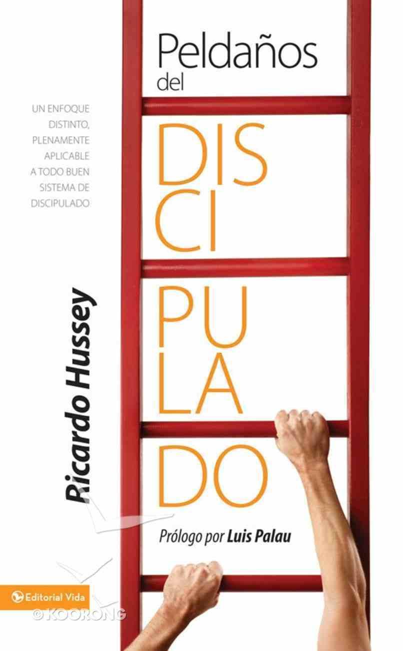 Peldanos Del Discipulado (Spanish) (Spa) (Stepping Stones Of Discipleship) eBook