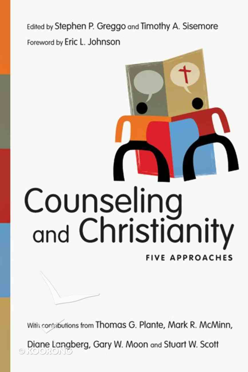 Counseling and Christianity: Five Approaches eBook