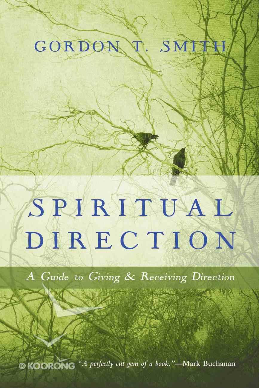 Spiritual Direction eBook