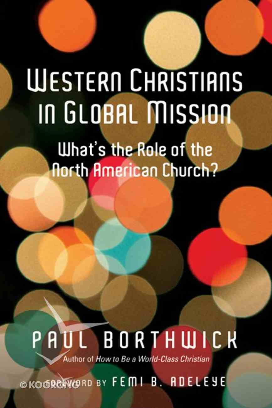 Western Christians in Global Mission eBook