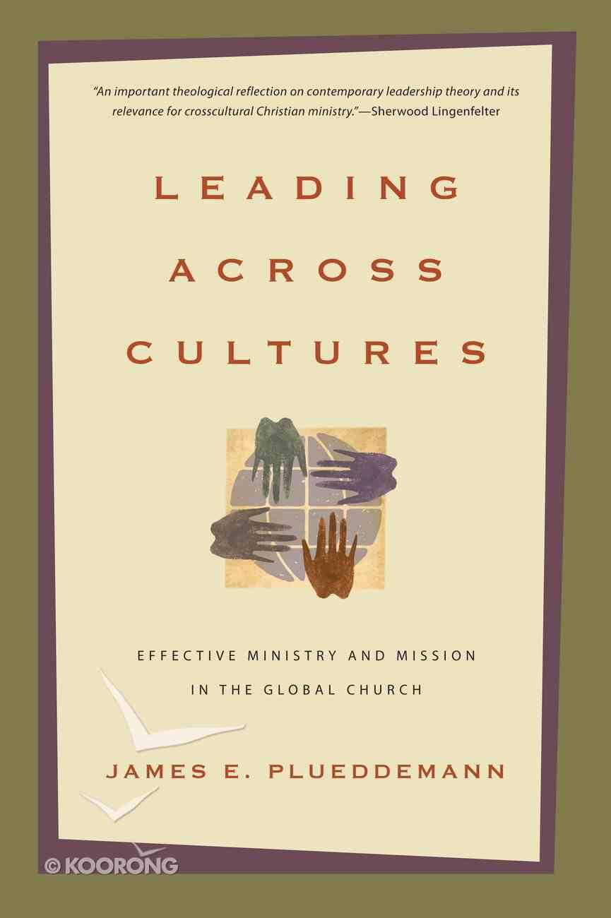 Leading Across Cultures eBook