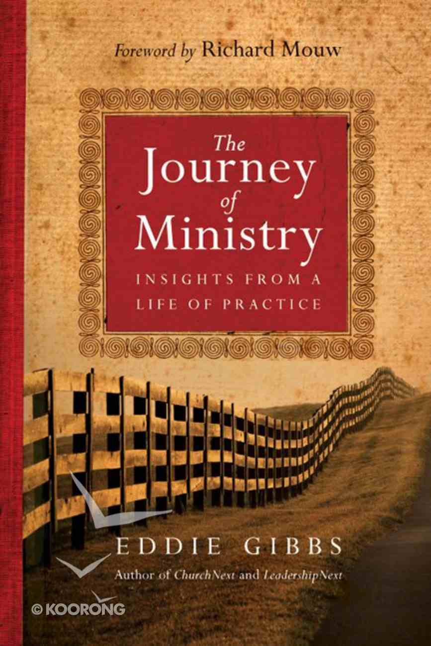 The Journey of Ministry eBook