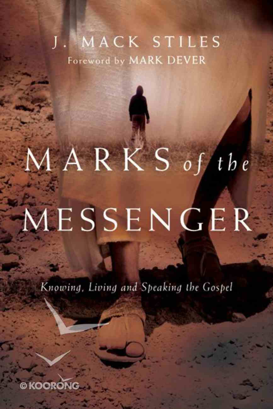 Marks of the Messenger eBook