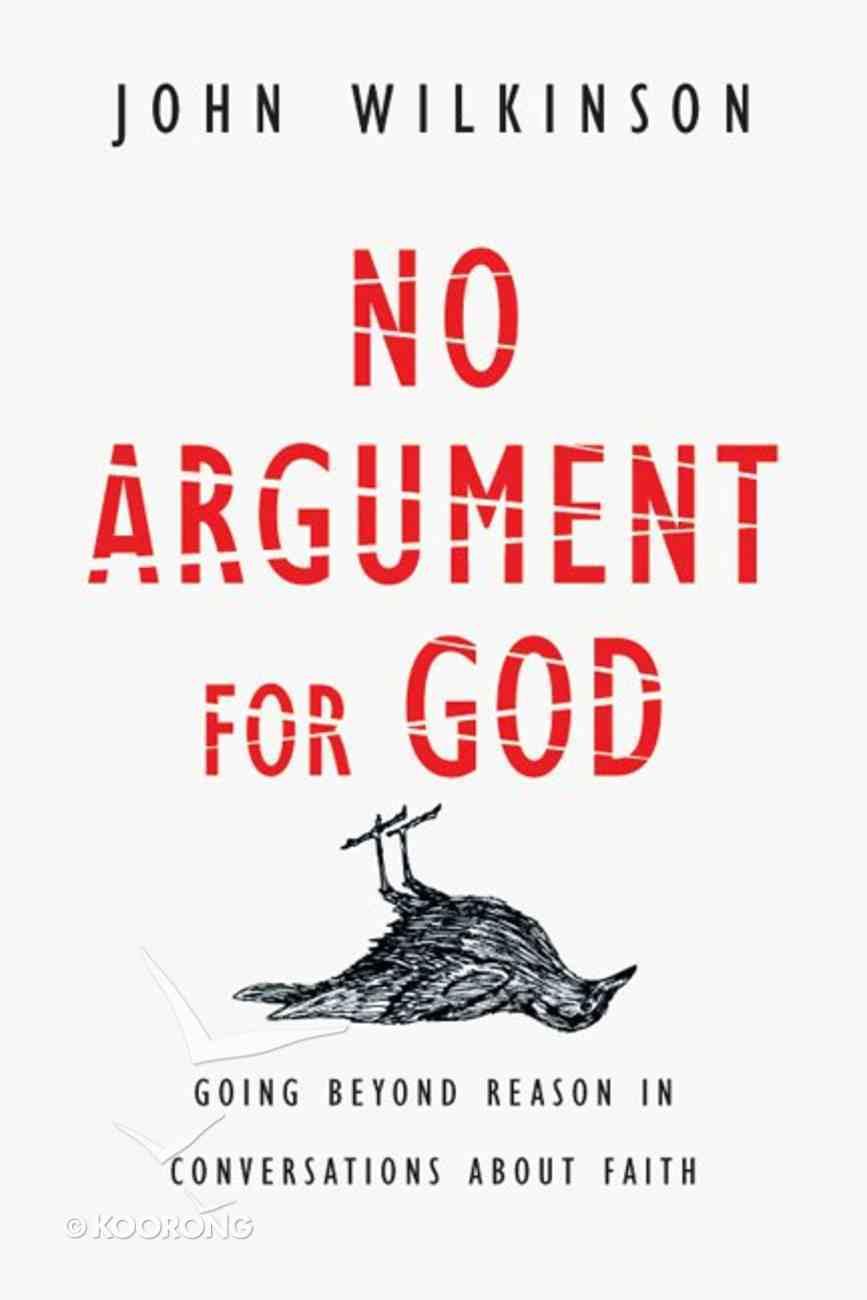 No Argument For God eBook