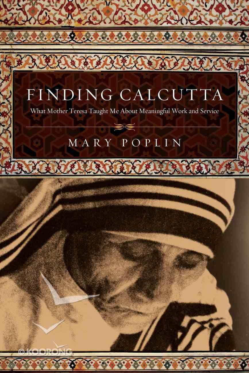 Finding Calcutta eBook
