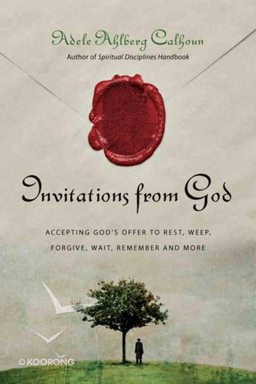 Invitations From God eBook