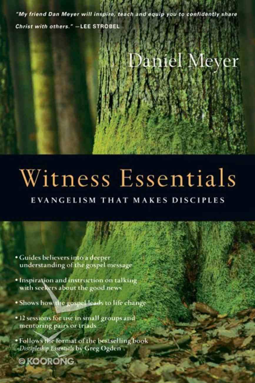 Witness Essentials eBook