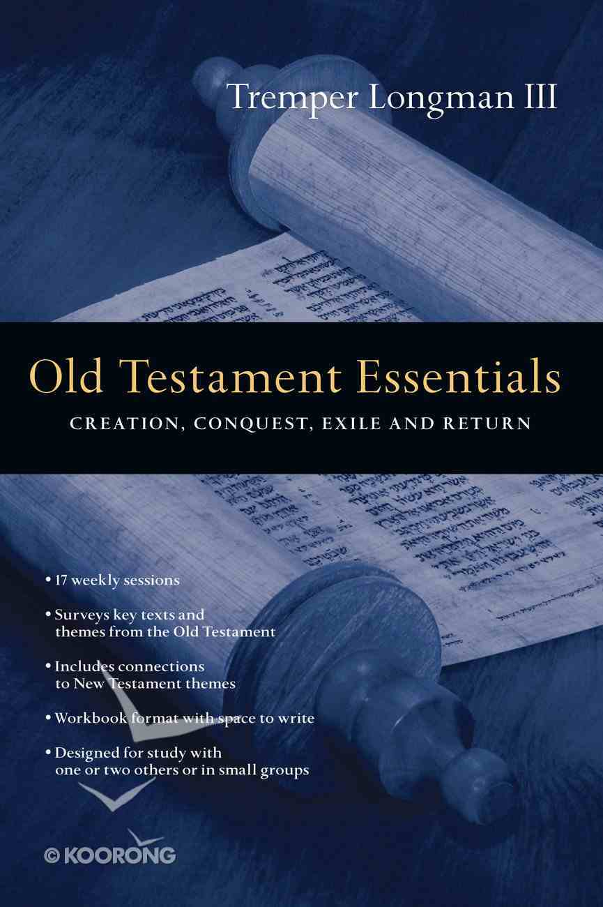 Old Testament Essentials eBook