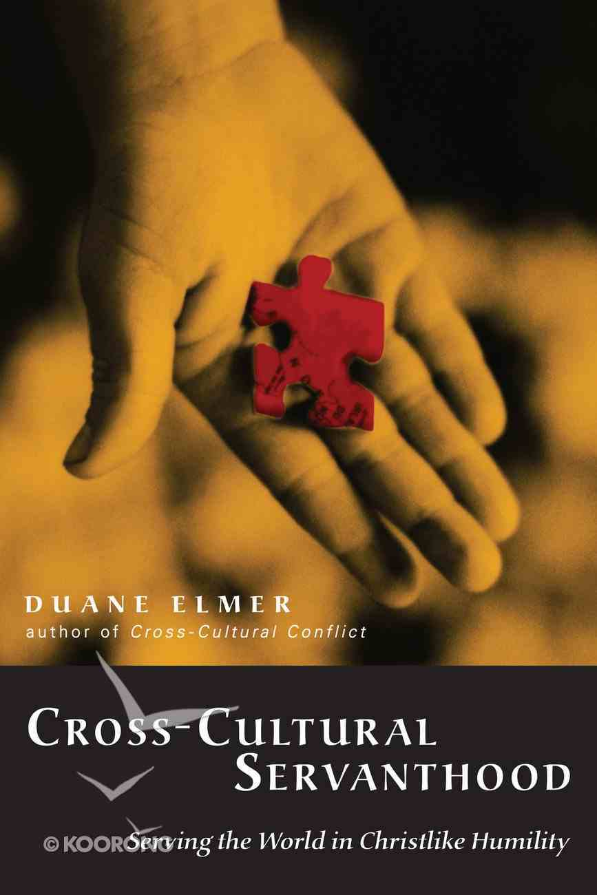 Cross-Cultural Servanthood eBook