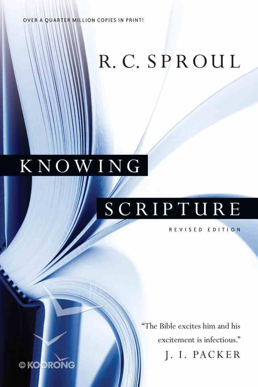 Knowing Scripture eBook