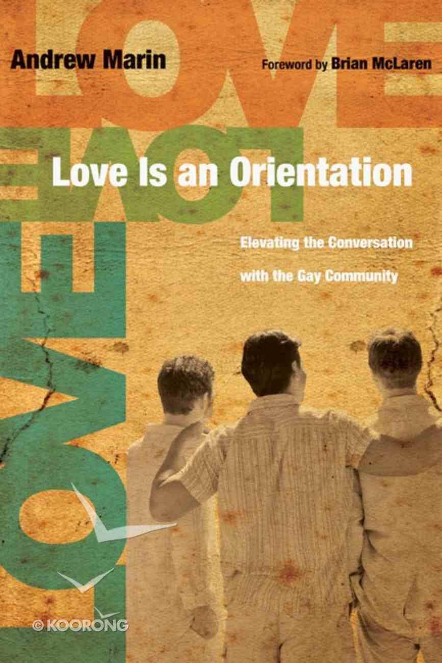 Love is An Orientation eBook