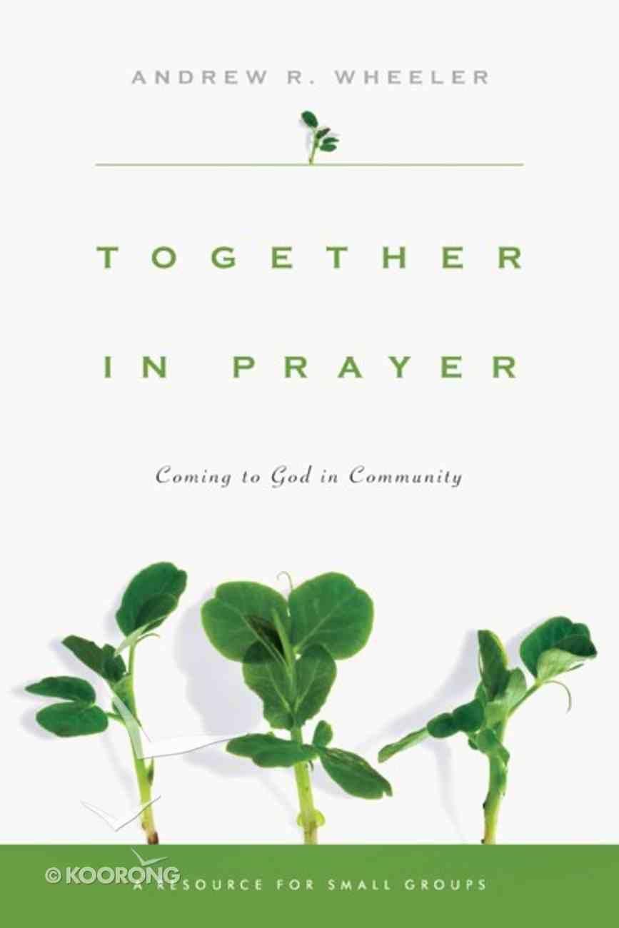 Together in Prayer eBook