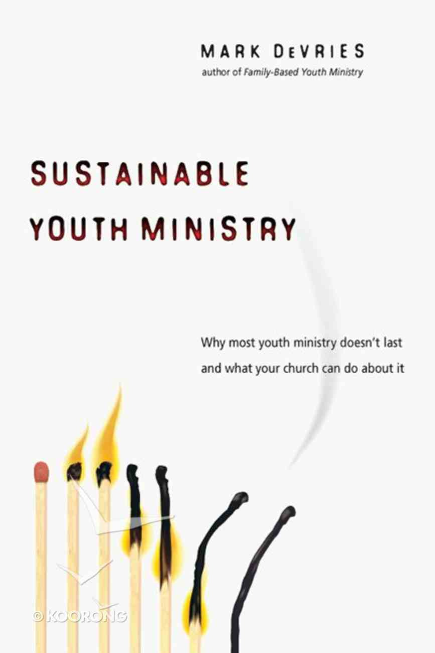 Sustainable Youth Ministry eBook
