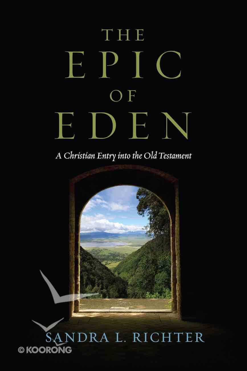 The Epic of Eden eBook