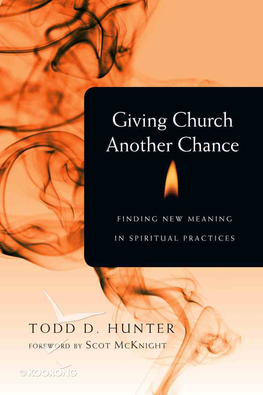 Giving Church Another Chance eBook