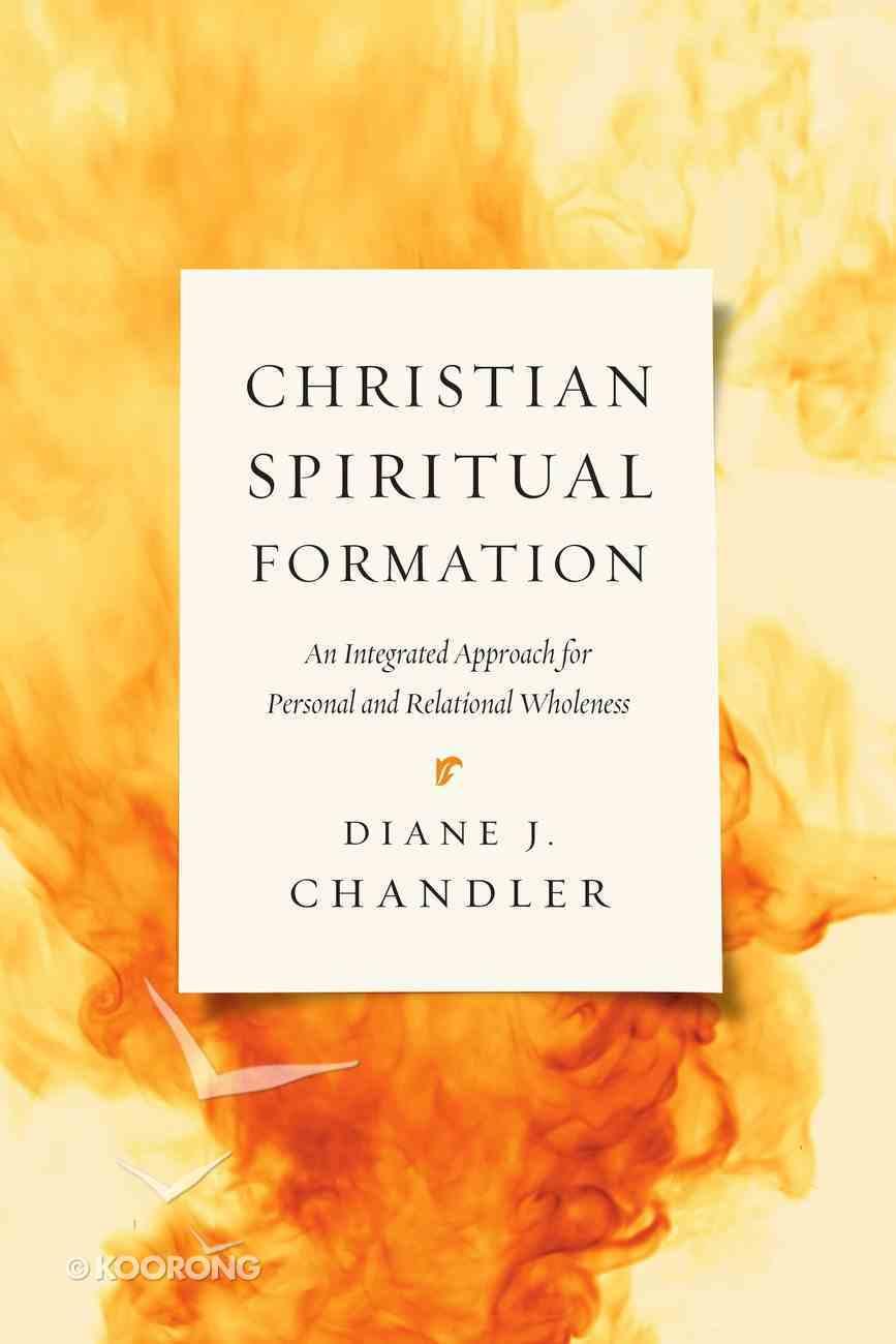 Christian Spiritual Formation eBook