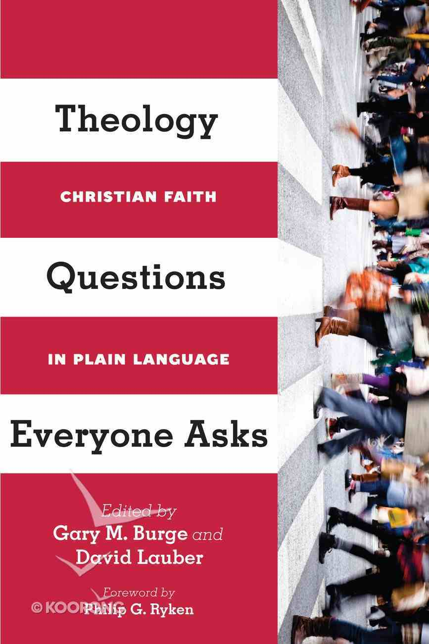 Theology Questions Everyone Asks eBook