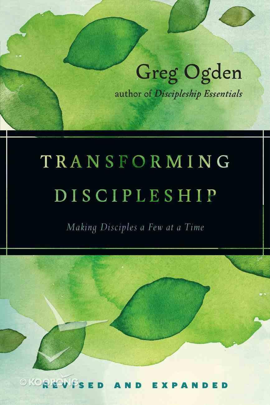 Transforming Discipleship eBook