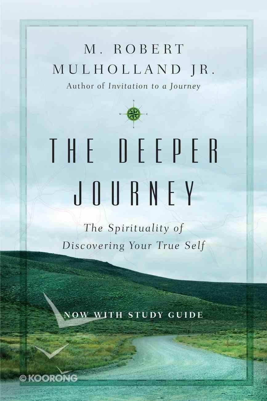 The Deeper Journey eBook