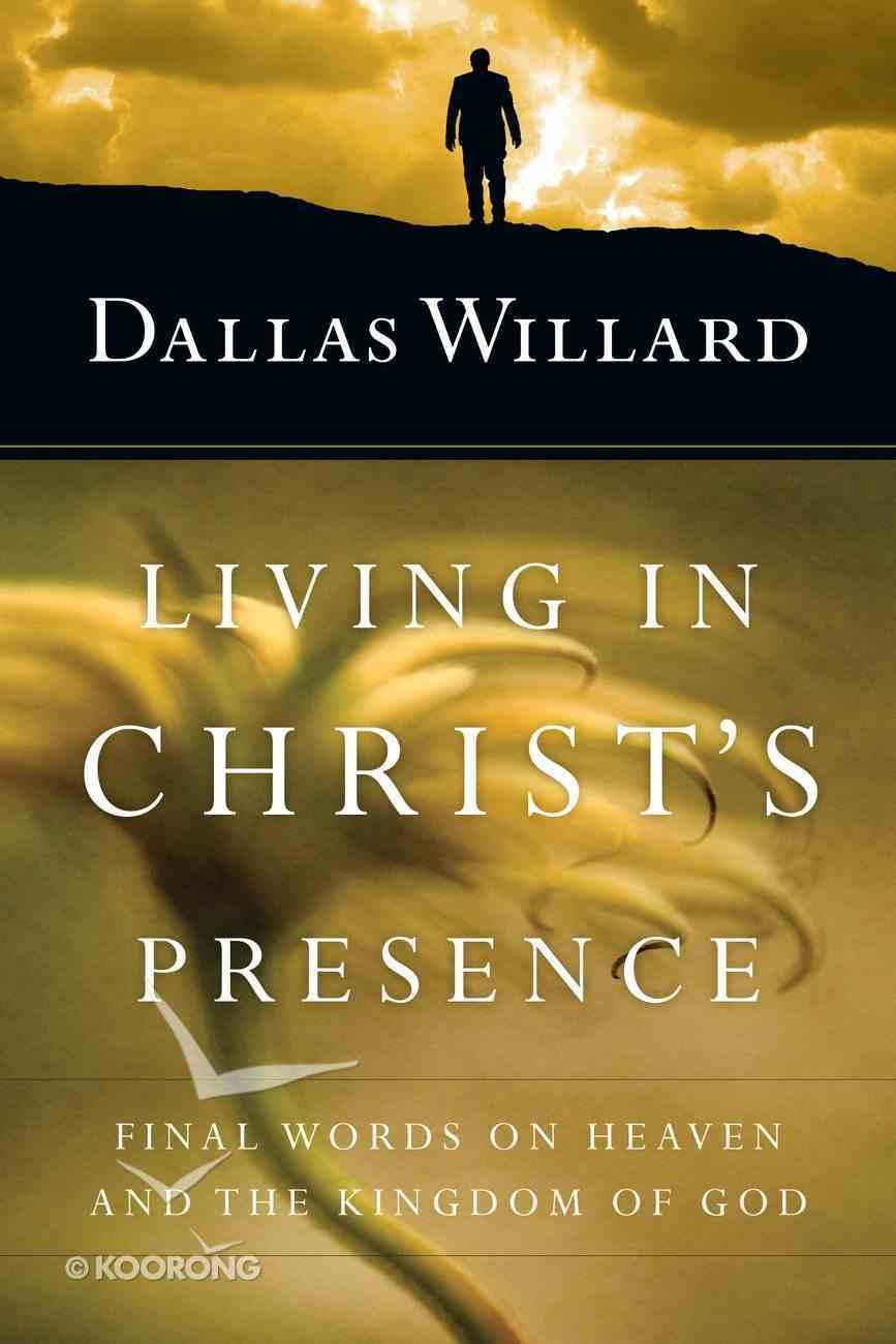 Living in Christ's Presence eBook