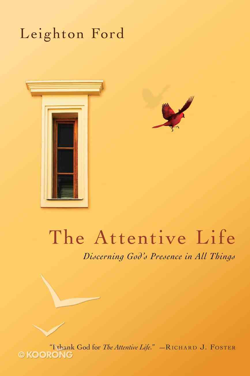 The Attentive Life eBook