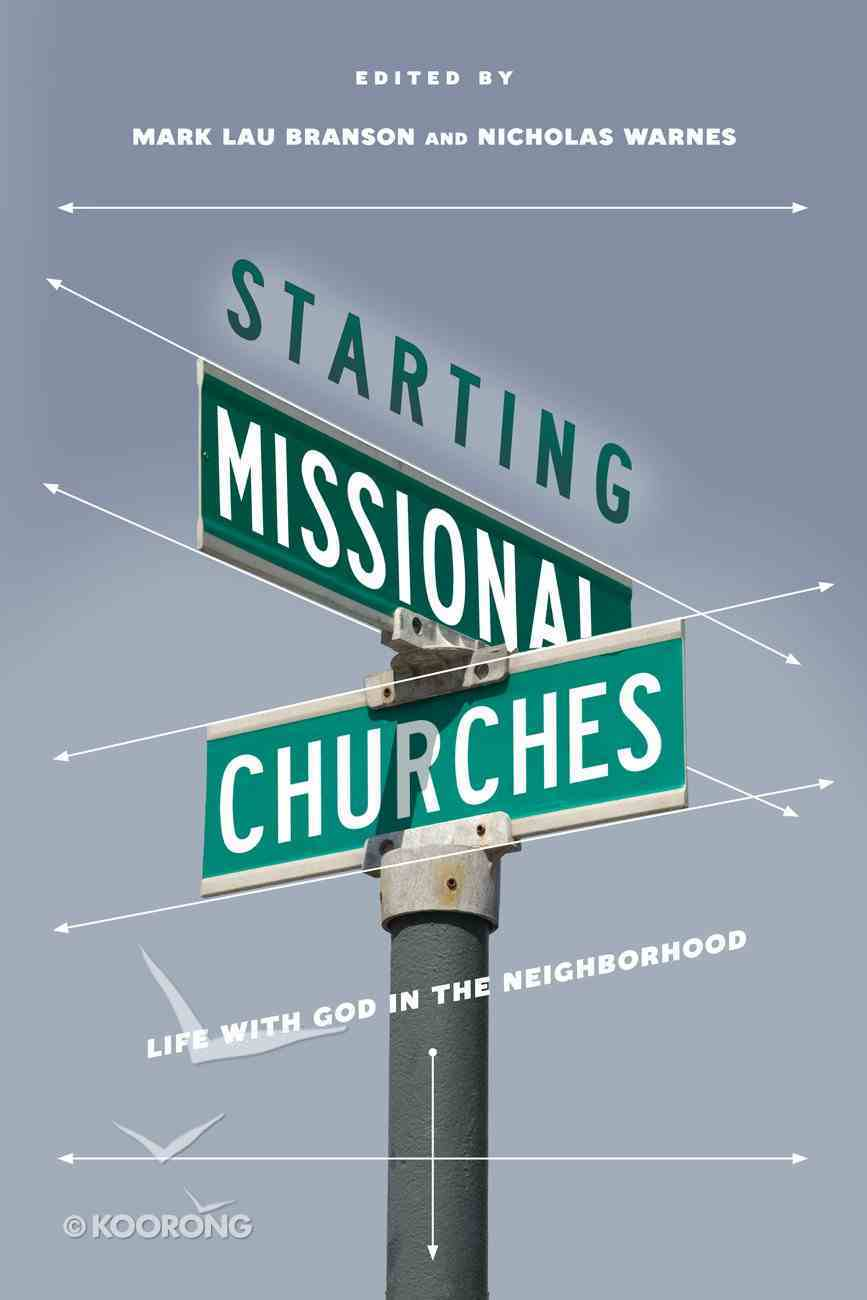Starting Missional Churches eBook
