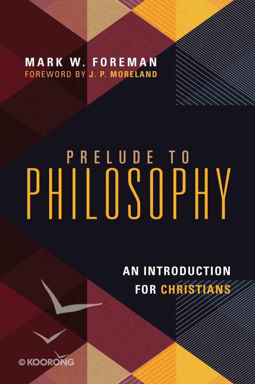 Prelude to Philosophy eBook