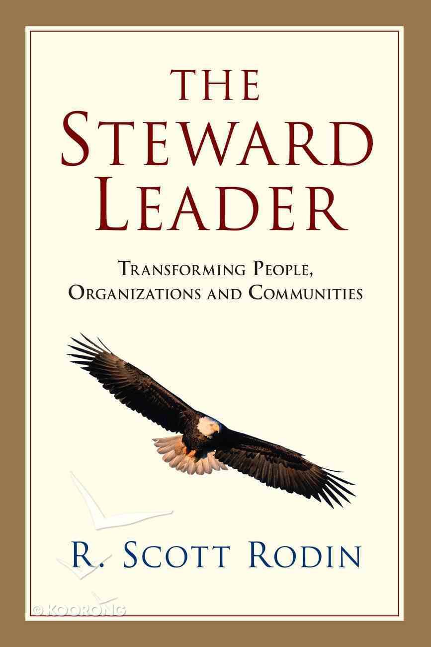 The Steward Leader eBook