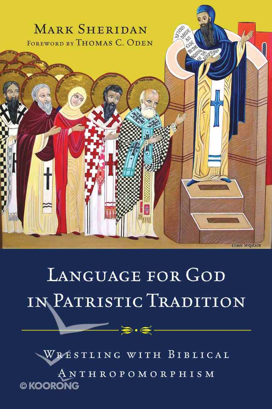 Language For God in Patristic Tradition eBook