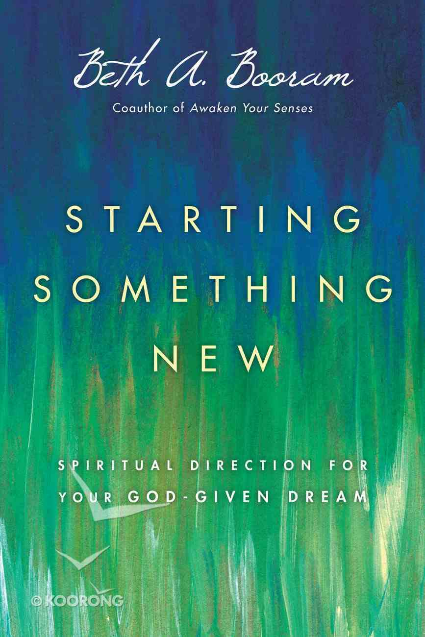 Starting Something New eBook