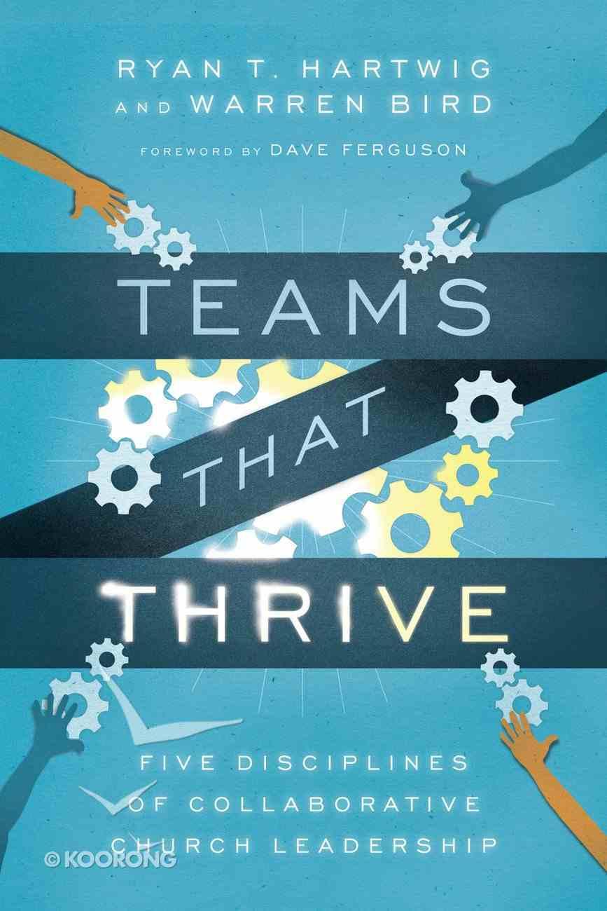 Teams That Thrive eBook