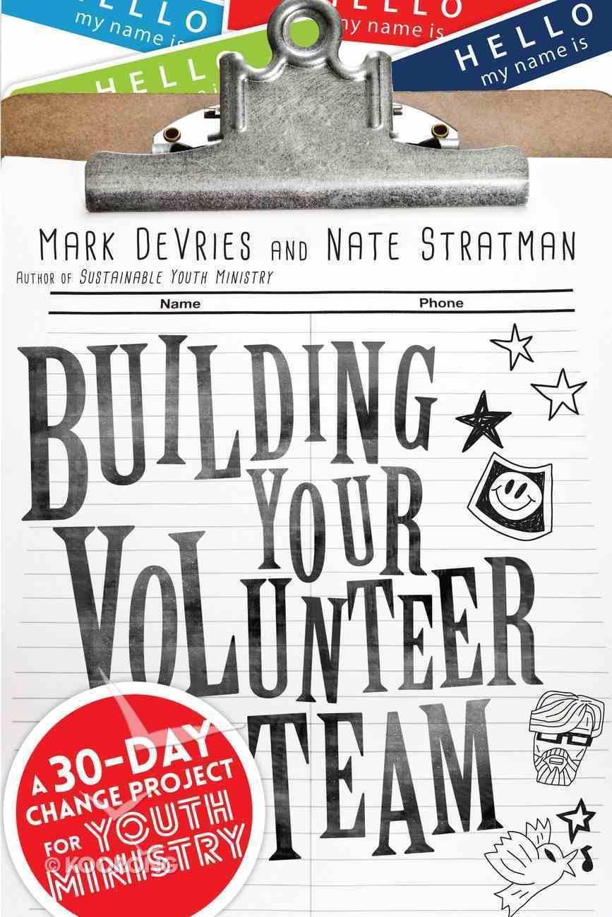 Building Your Volunteer Team eBook