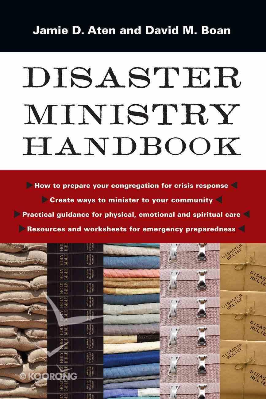 Disaster Ministry Handbook eBook