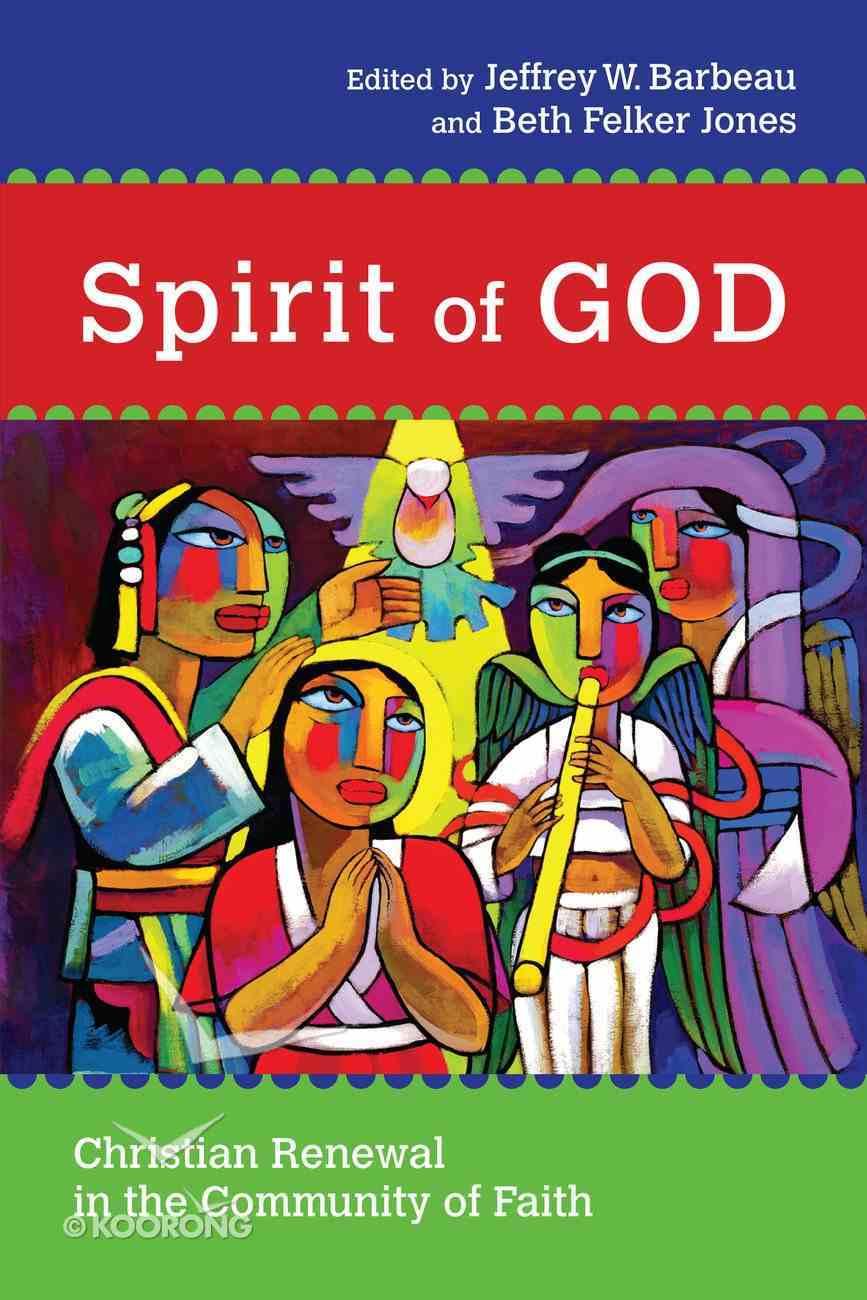 Spirit of God eBook